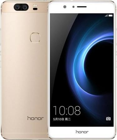 Новые изображения Huawei Honor 8 — двойная камера и стекло с обеих сторон