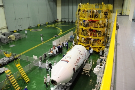 Разработан многоразовый «чёрный ящик» для корабля новой серии «Союз МС»