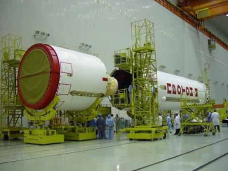 Планируется создание облегчённой версии ракеты «Протон»