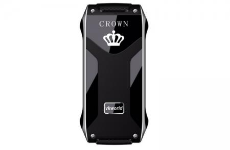 Смартфон Vkworld Crown V8 получит «тепловой» сенсорный экран