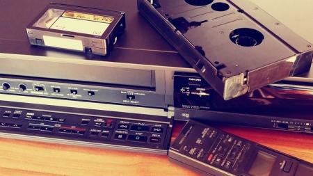 Прекращается производство японских VHS-видеомагнитофонов