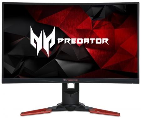 Acer предлагает изогнутый монитор Predator Z271 с частотой обновления 144 Гц