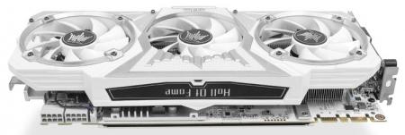GeForce GTX 1080 HOF Limited Edition возглавила семейство видеокарт GALAX