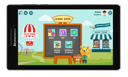Планшет для детей Lenovo CG Slate оценён в $125