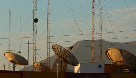 Российские учёные предлагают подавать энергию на спутники с Земли