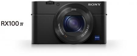 Цифрокомпакт Sony RX100 V получит поддержку карт памяти UFS