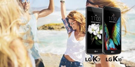 Новый смартфон LG K Series замечен в бенчмарке