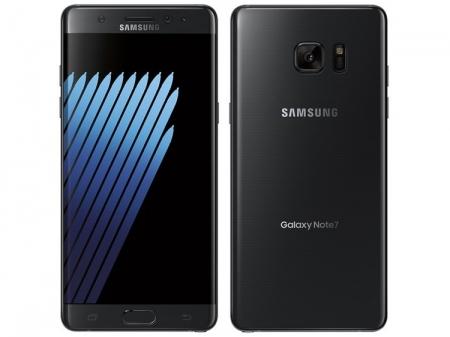 Фаблет Samsung Galaxy Note 7 предстал на рендерах в трёх цветовых вариантах