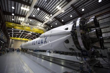 SpaceX определилась, какую ракету отправит в повторный полёт