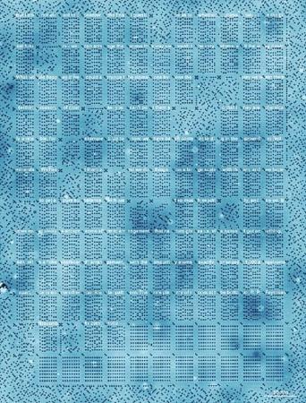 Создана атомарная память с плотностью 500 Тбит на кв. дюйм