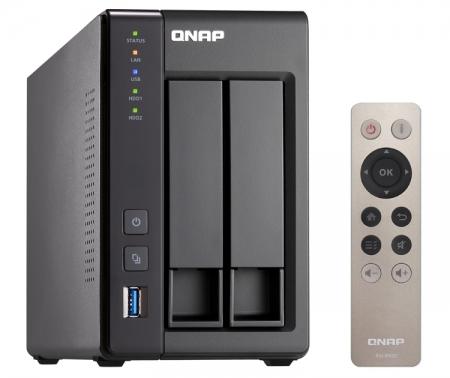 Сетевые хранилища QNAP TS-x51+ для дома и офиса вышли в России