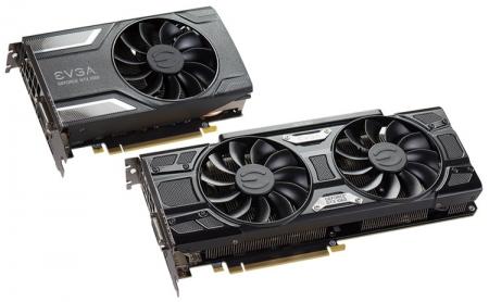 EVGA анонсировала четыре нереференсные карты GeForce GTX 1060