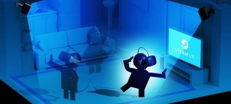 Статистика Steam по VR: шлем HTC Vive и Windows 10 лидируют