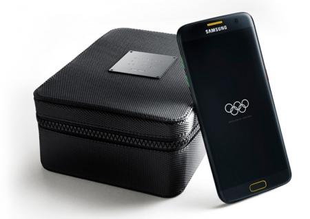 Представлена«олимпийская» версияSamsung Galaxy S7 edgeLimited Edition