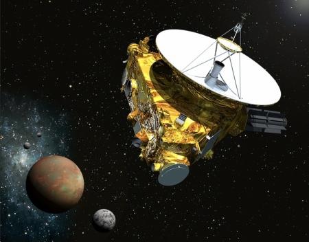 Расширенной миссии станции «Новые горизонты» дан зелёный свет