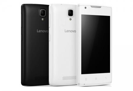 Смартфон Lenovo Vibe A: бюджетнее некуда