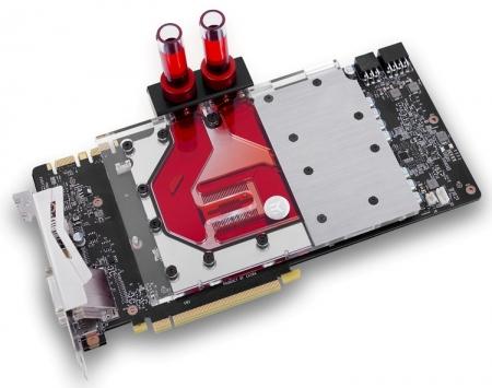 Новые водоблоки EK для карт GeForce GTX 1080 альтернативного дизайна