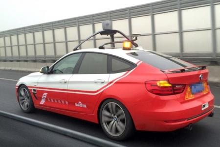 Китай запретил испытания робомобилей на общественных дорогах