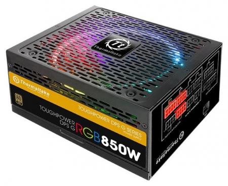 Thermaltake представила семейство блоков питания Toughpower DPS G RGB Gold