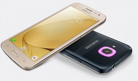 Дебют смартфона Samsung Galaxy J2 (2016) с системой уведомлений Smart Glow