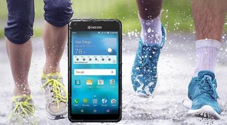 Влагозащищённый смартфон Kyocera Hydro Shore оценён в $80