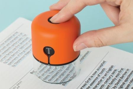 «Пипетка» Spector распознаёт печатные шрифты и цвета