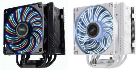 Enermax анонсировала выход процессорных кулеров ETS-T50 AXE