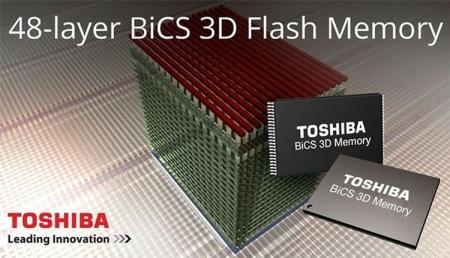 Toshiba и Western Digital отпраздновали открытие завода по выпуску 3D NAND