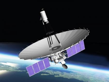 Российская система свяжет дальний космос с Землёй на скорости 1200 Мбит/с