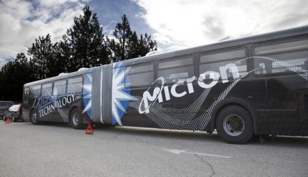 Micron представила память SLC NAND для IoT и автоиндустрии