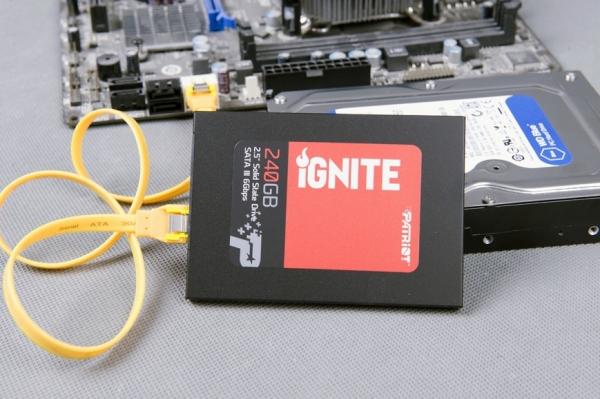 Железный эксперимент: быстрый SSD в старой системе с медленным интерфейсом SATA II
