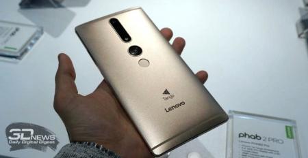Snapdragon 820 стал вторым чипом Qualcomm, оптимизированным для Tango-устройств