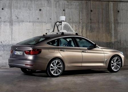 Intel и Mobileye помогают BMW создавать беспилотный автомобиль
