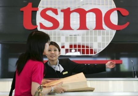 TSMC получила рекордную выручку