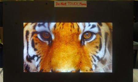 Новый OLED-дисплей с диагональю 13,3″ обладает разрешением 8К