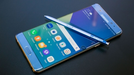 Samsung Galaxy Note7 стал обладателем лучшего дисплея по версииDisplayMate