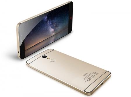 Дебют смартфона UMi Max: процессор Helio P10 и 5,5″ экран Full HD