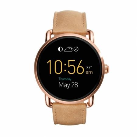 Новые «умные» часы Fossil на Android Wear поступят в продажу 29 августа