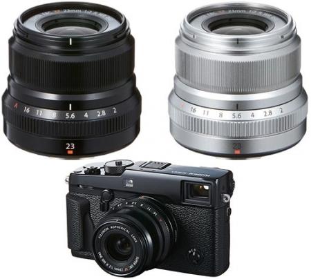 Новый всепогодный объектив XF 23 мм F2 R WR от Fujifilm