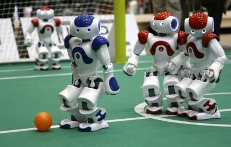 Видео дня: танцующие роботы установили новый мировой рекорд