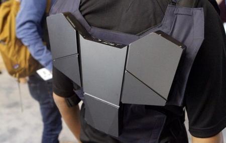 IDF 2016: VR-компьютер в виде жилета