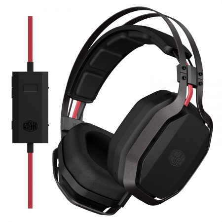 Стереогарнитура MasterPulse Over-ear поддерживает технологию Bass FX