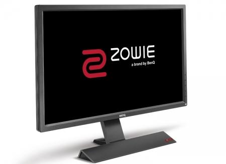 Монитор BenQ Zowie RL2755 с диагональю 27 дюймов рассчитан на игровые системы