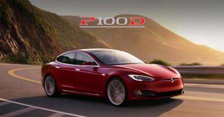Обновлённый Tesla Model S разгоняется до «сотни» за 2,5 секунды
