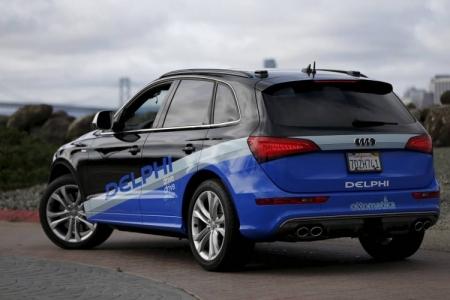 Delphi и Mobileye обещают создать продвинутый автопилот за 3 года