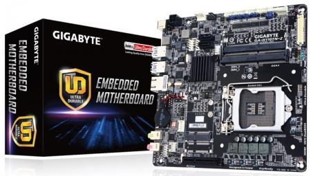 Gigabyte выпустила плату GA-H110TN-Z форм-фактора Thin Mini-ITX