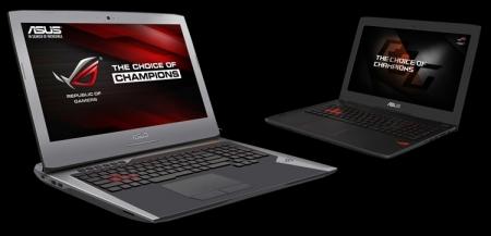 ASUS лидирует на рынке игровых ноутбуков