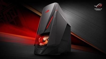 ПК ASUS ROG GT51CA выйдет в версии с двумя картами GeForce GTX 1080