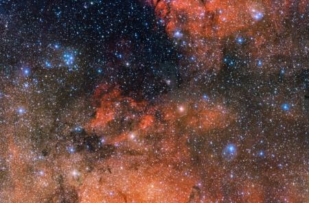 Фото дня: звёздное скопление Messier 18 в мельчайших деталях