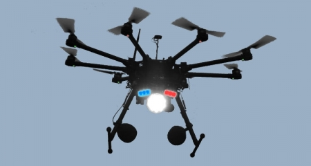 Стартап Aptonomy создал дрона-охранника